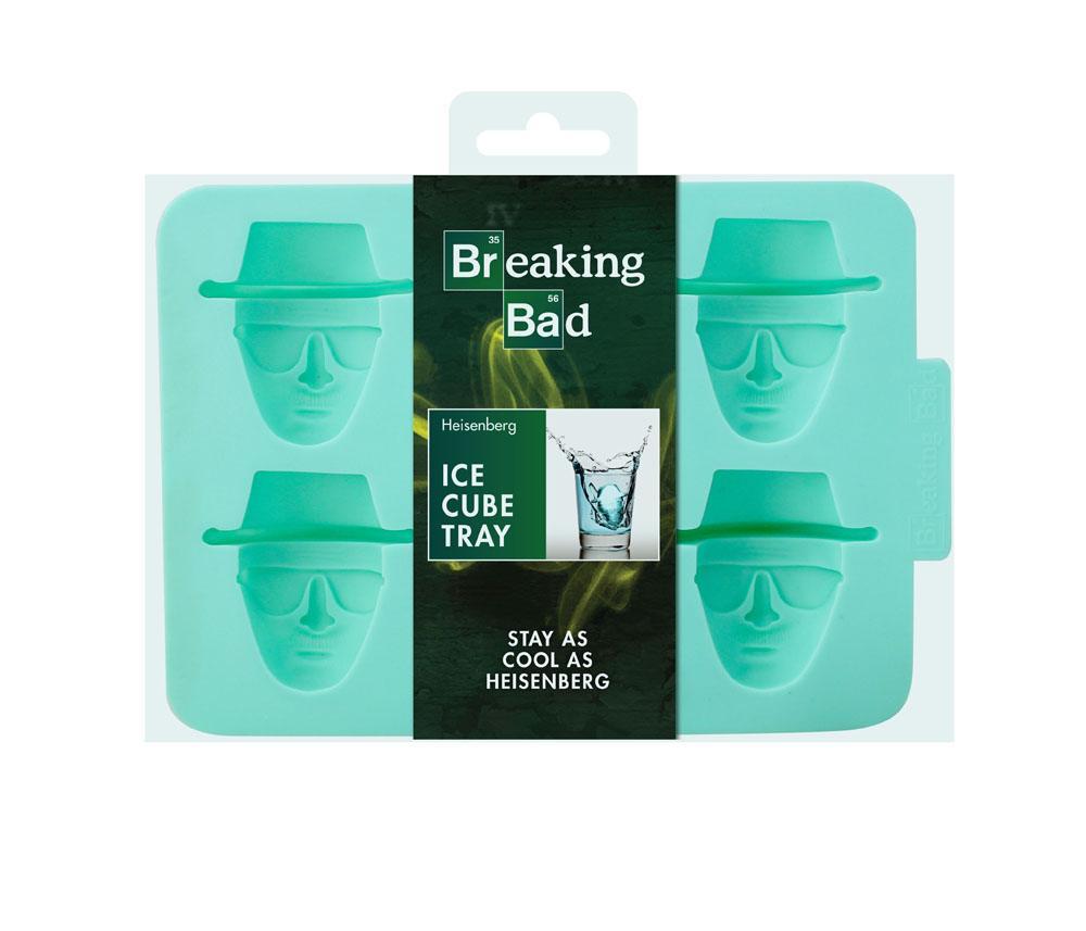 Breaking Bad Ice Cube Tray Heisenberg
