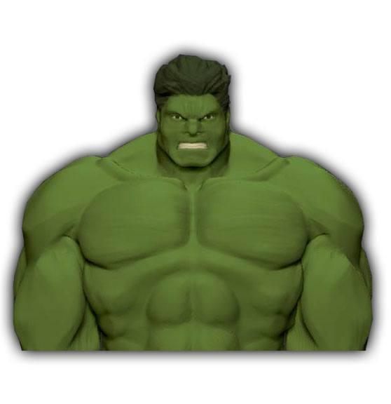 Marvel Comics Coin Bank Hulk 22 cm