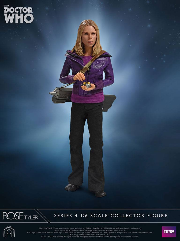 Doctor Who Collector Figure Series Action Figure 1/6 Rose Tyler Series 4 30 cm