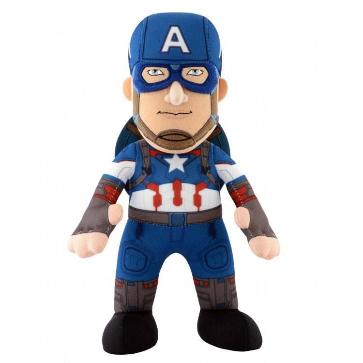 Avengers Age of Ultron Plush Figure Captain America 25 cm