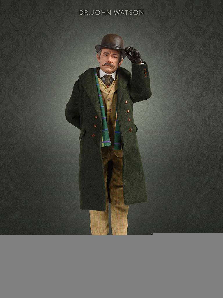 Sherlock Collector Figure Series Action Figure 1/6 Dr. John Watson The Abominable Bride 30 cm
