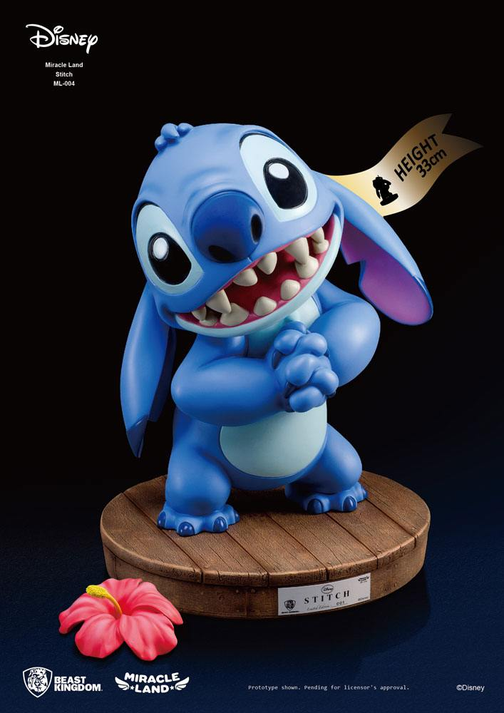 Stitch Disney Master Craft Statue by Beast Kingdom Toys