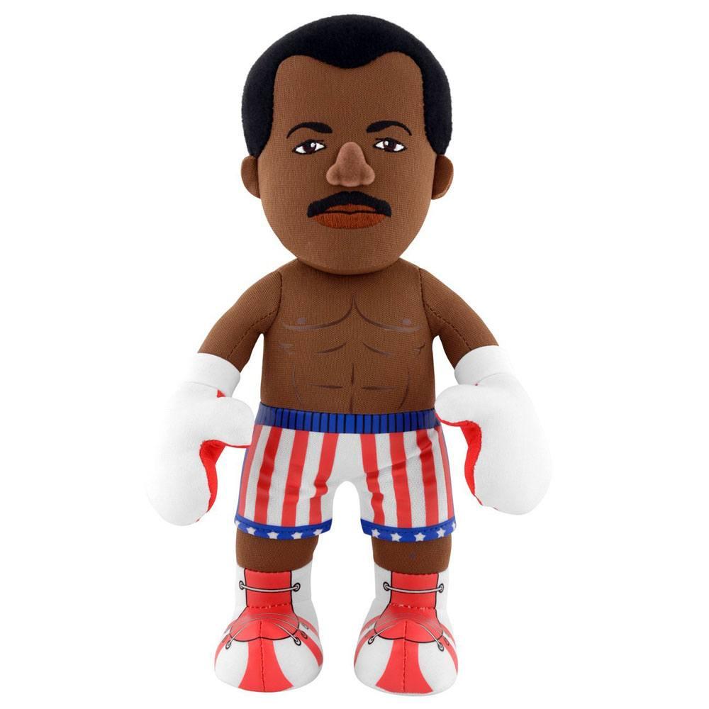 Rocky Plush Figure 40th Anniversary Apollo Creed 25 cm