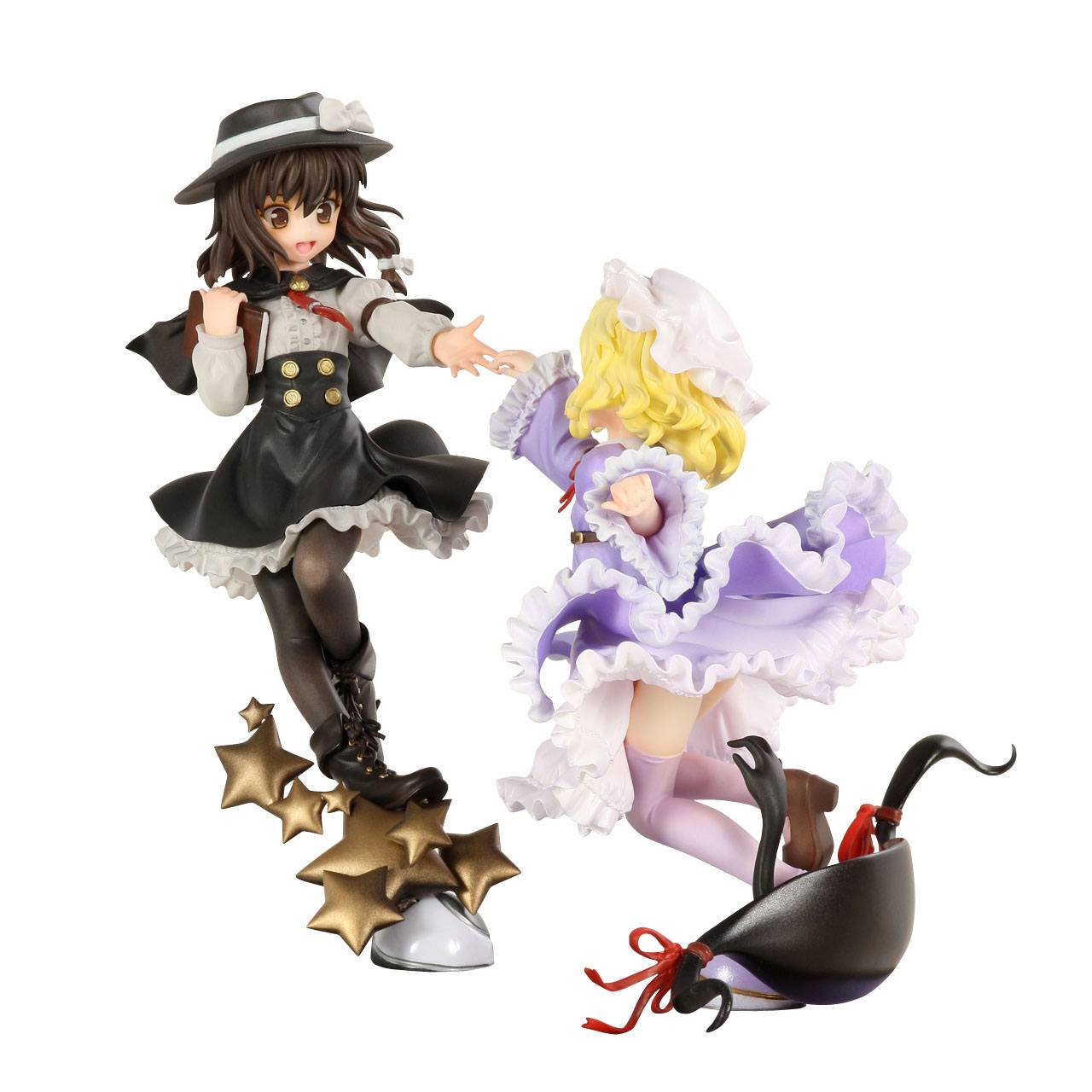 ZUN's Music Collection PVC Statue Secret Sealing Club Renko Usami & Maribel Hearn 13 cm