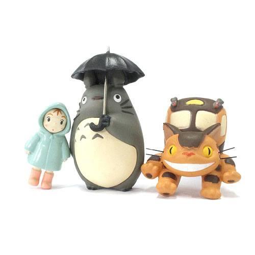 My Neighbor Totoro Fridge Magnets Rain