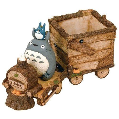 Mein Nachbar Totoro Plant Pot Locomotive 25
