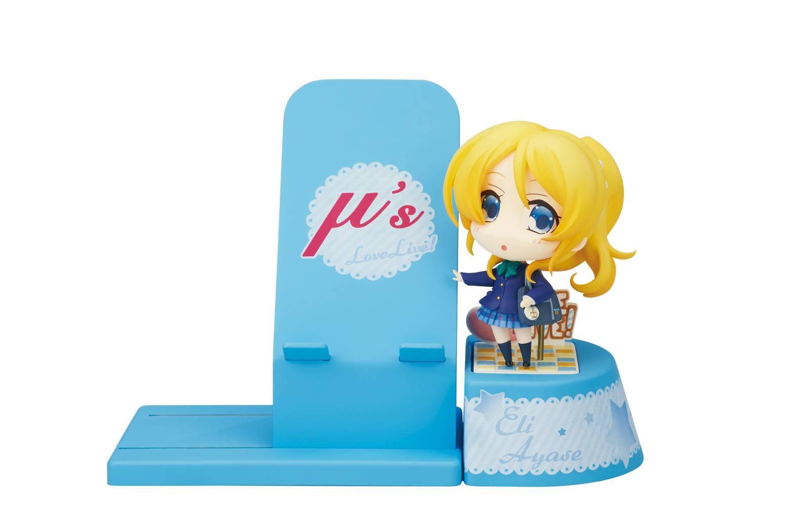 Love Live! Choco Sta Mini Figure Eli Ayase 10 cm