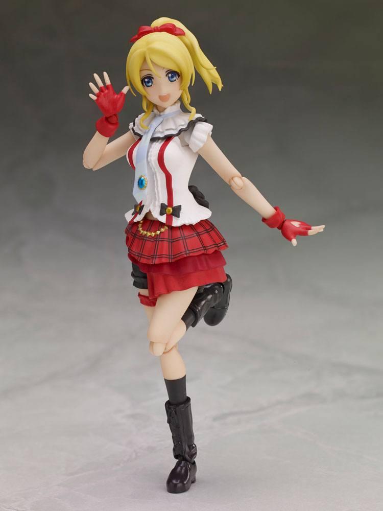 Love Live! S.H. Figuarts Action Figure Eli Ayase 13 cm
