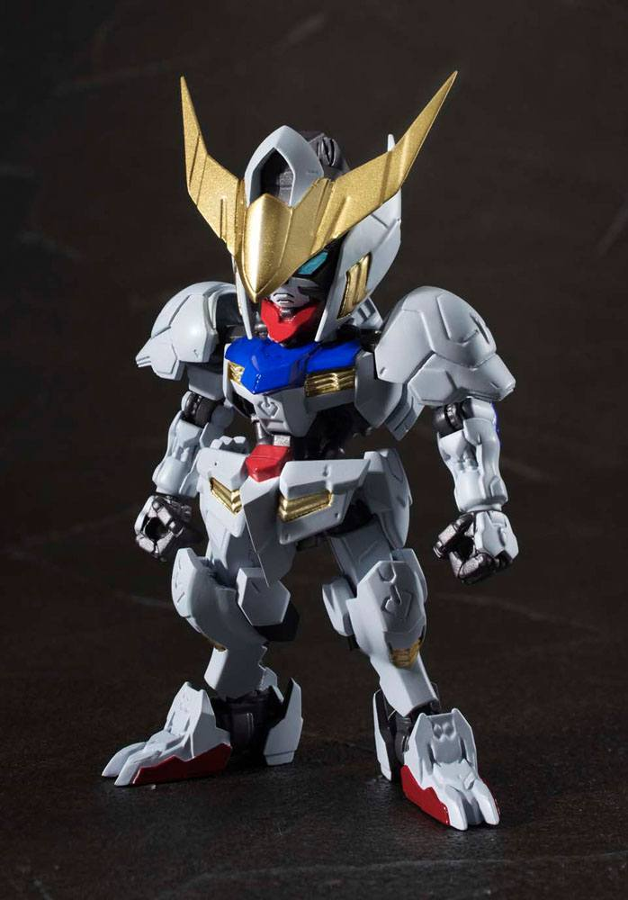 Mobile Suit Gundam Iron-Blooded Orphans NXEDGE STYLE Action Figure MS Unit Gundam Barbatos 9 cm