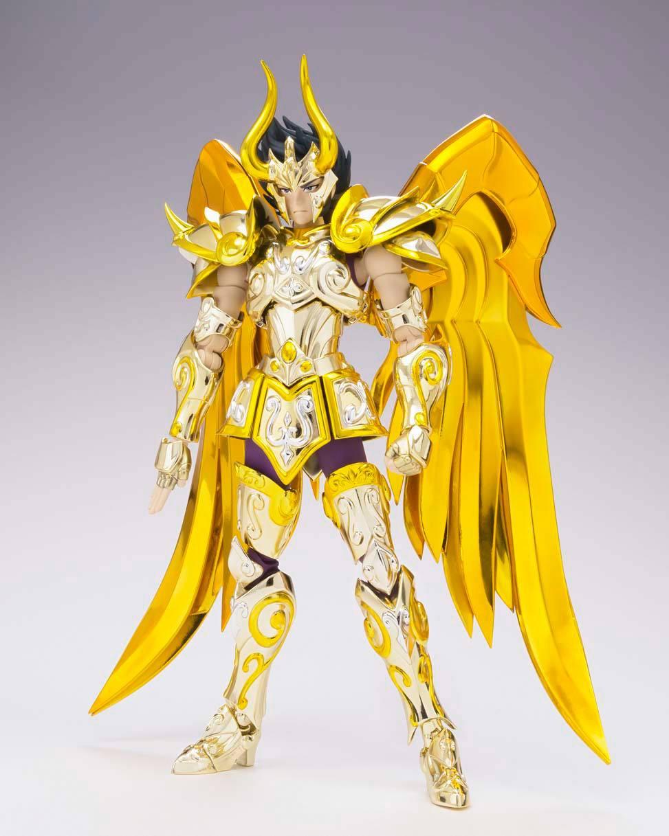 Saint Seiya Soul of Gold SCME Action Figure Capricorn Shura (God Cloth) 18 cm