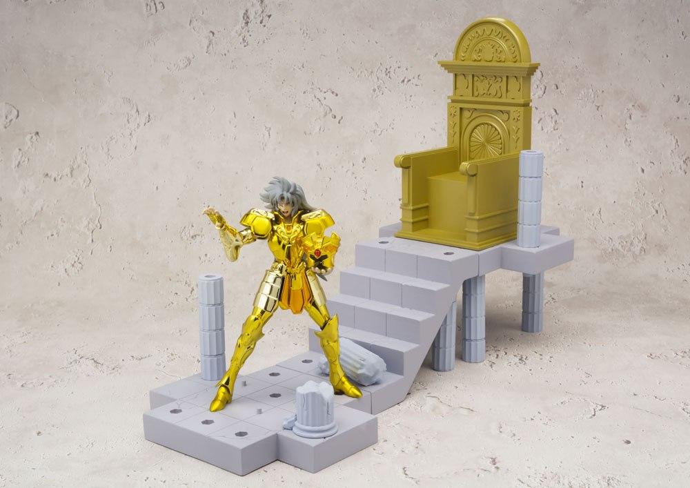 Saint Seiya Soul of Gold DDP Action Figure Gemini Saga (The Chamber of the Pope) 10 cm
