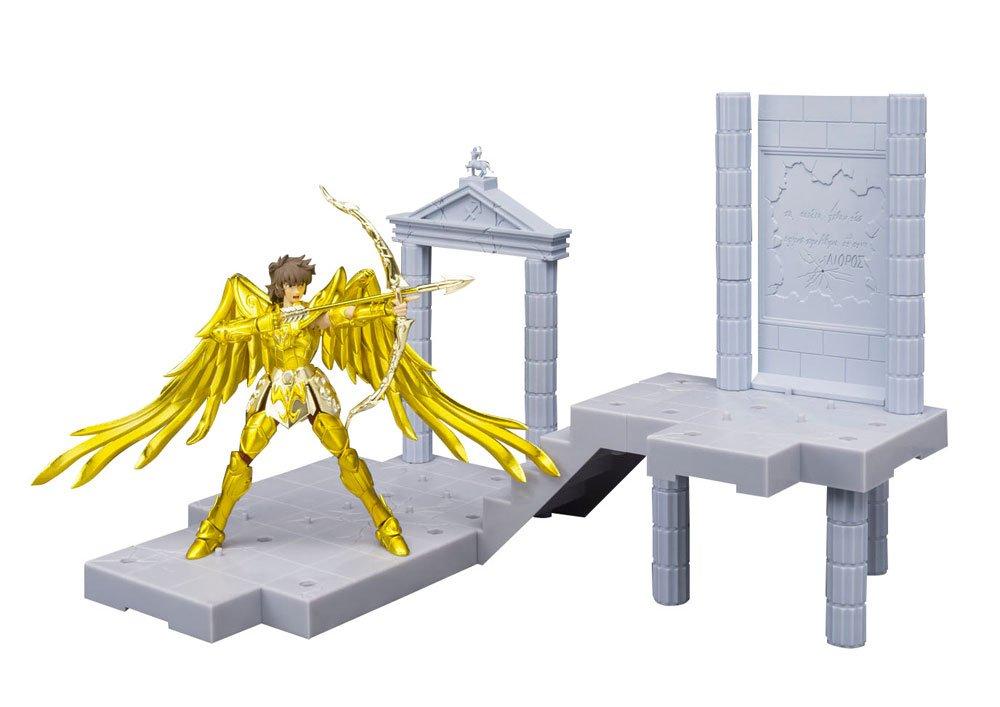 Saint Seiya D.D.P. Action Figure Sagittarius Aiolos Spirit in the Palace of the Centaur 10 cm