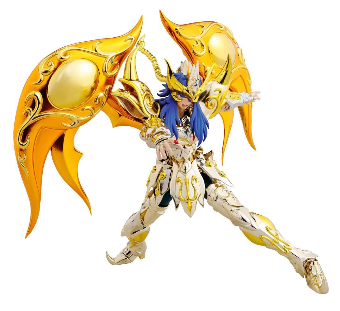 Saint Seiya Soul of Gold SCME Action Figure Scorpion Miro (God Cloth) 18 cm