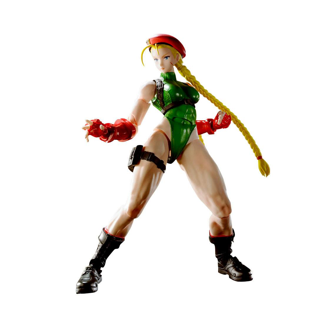 Street Fighter V S.H. Figuarts Action Figure Cammy 15 cm