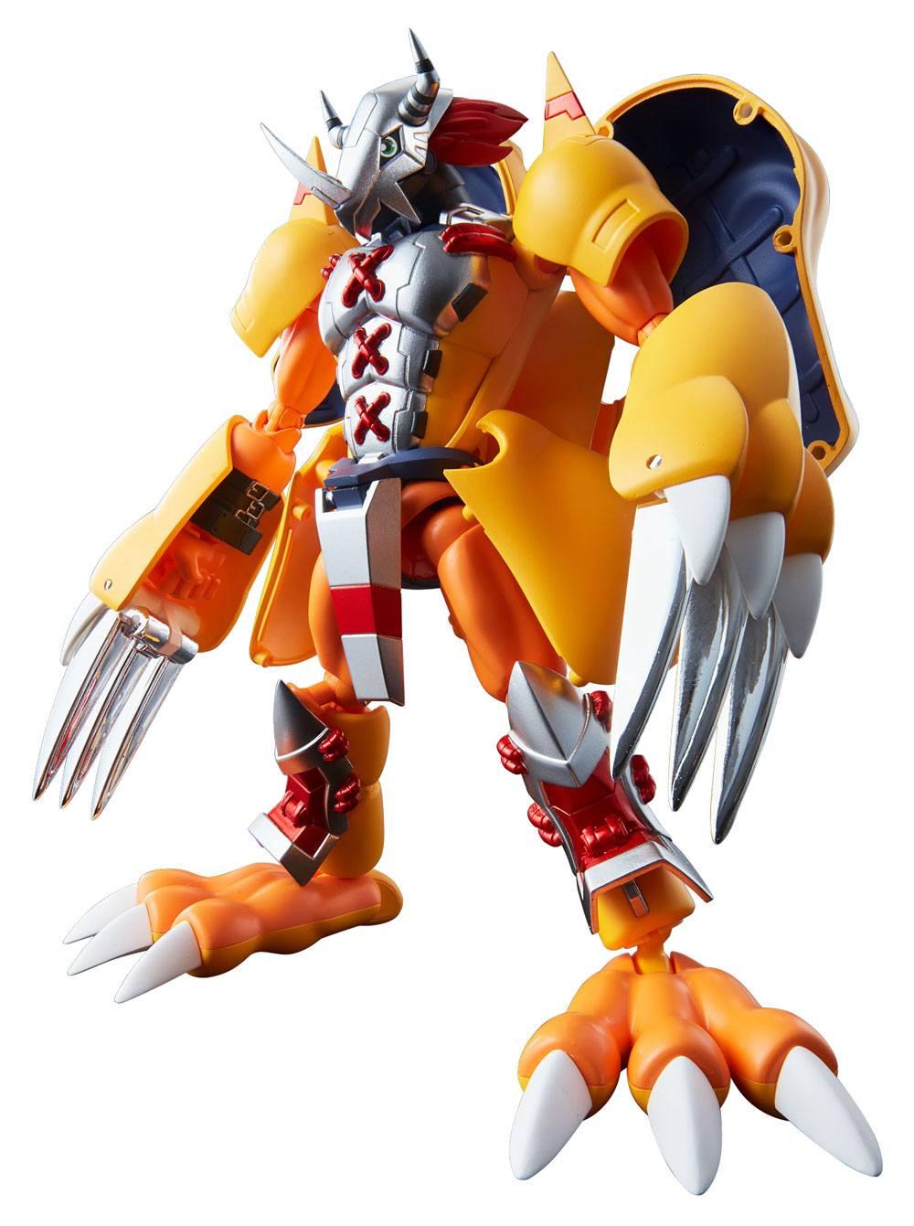 Digimon Adventure Digivolving Spirits Action Figure 01 Wargreymon (Agumon) 16 cm