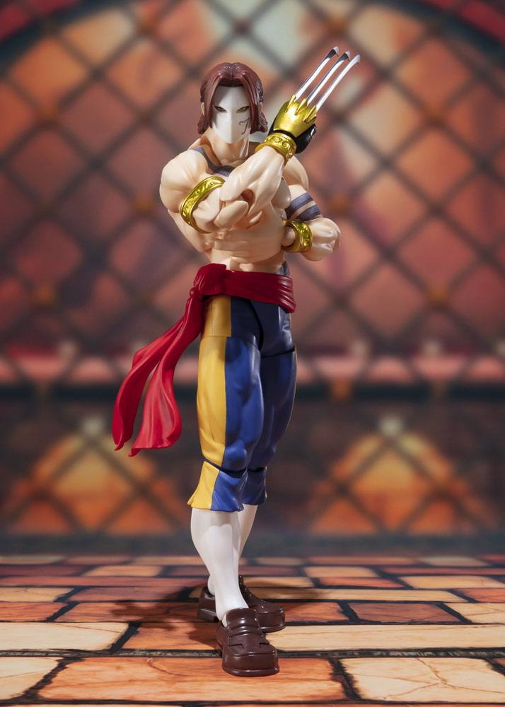 Vega Street Fighter S.H. Figuarts Action Figure by Bandai Tamashii Nations