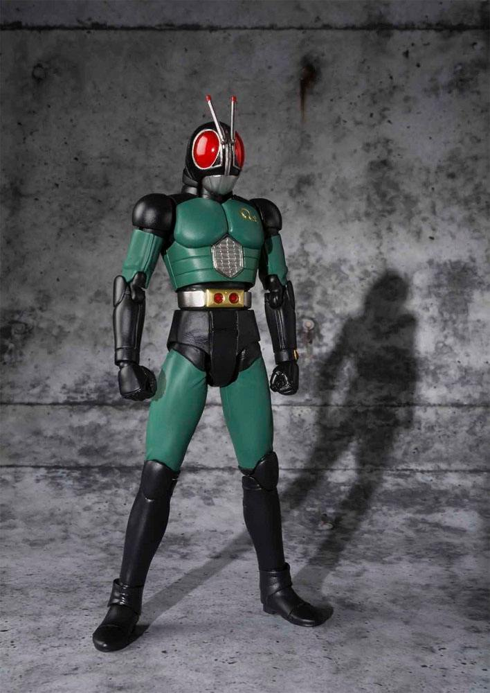 Kamen Rider Black RX S.H. Figuarts Action Figure Masked Rider Black RX 1 14 cm