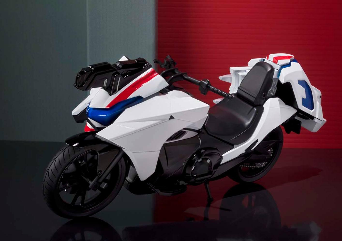 Kamen Rider Drive S.H. Figuarts Vehicle Ride Macher 20 cm