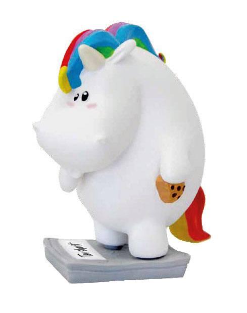 Chubby Unicorn Figure Chubby Unicorn on scale 7 cm