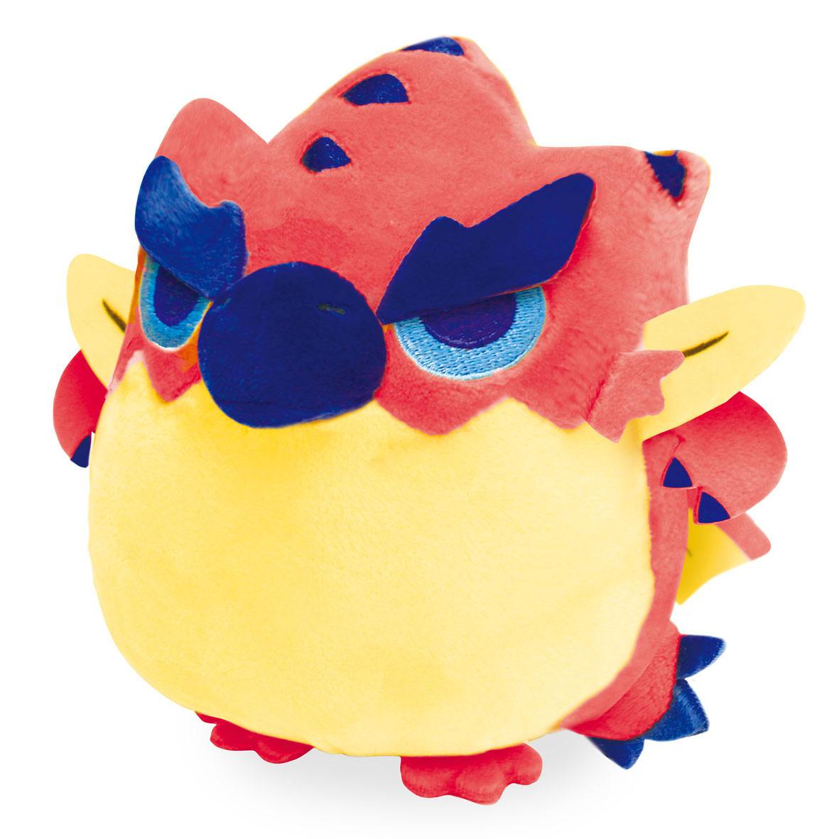 Monster Hunter Soft & Springy Plush Figure Liolaeus 14 cm