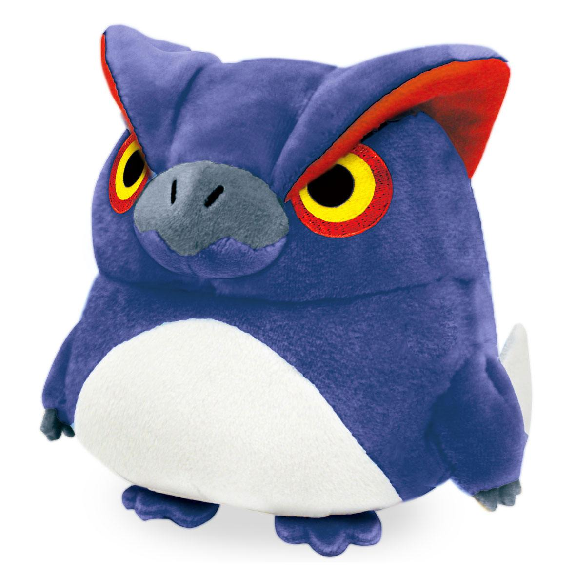 Monster Hunter Soft & Springy Plush Figure Nargacuga 14 cm