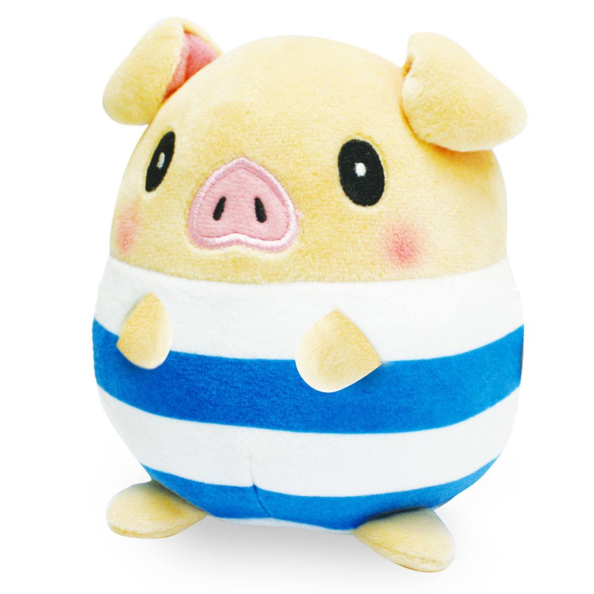 Monster Hunter Soft & Springy Plush Figure Pugi 14 cm