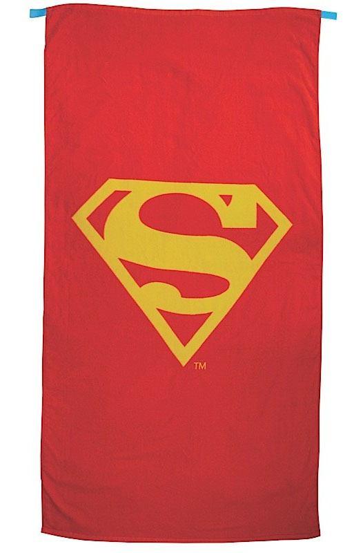 Superman Towel (Cape) 135 x 72 cm