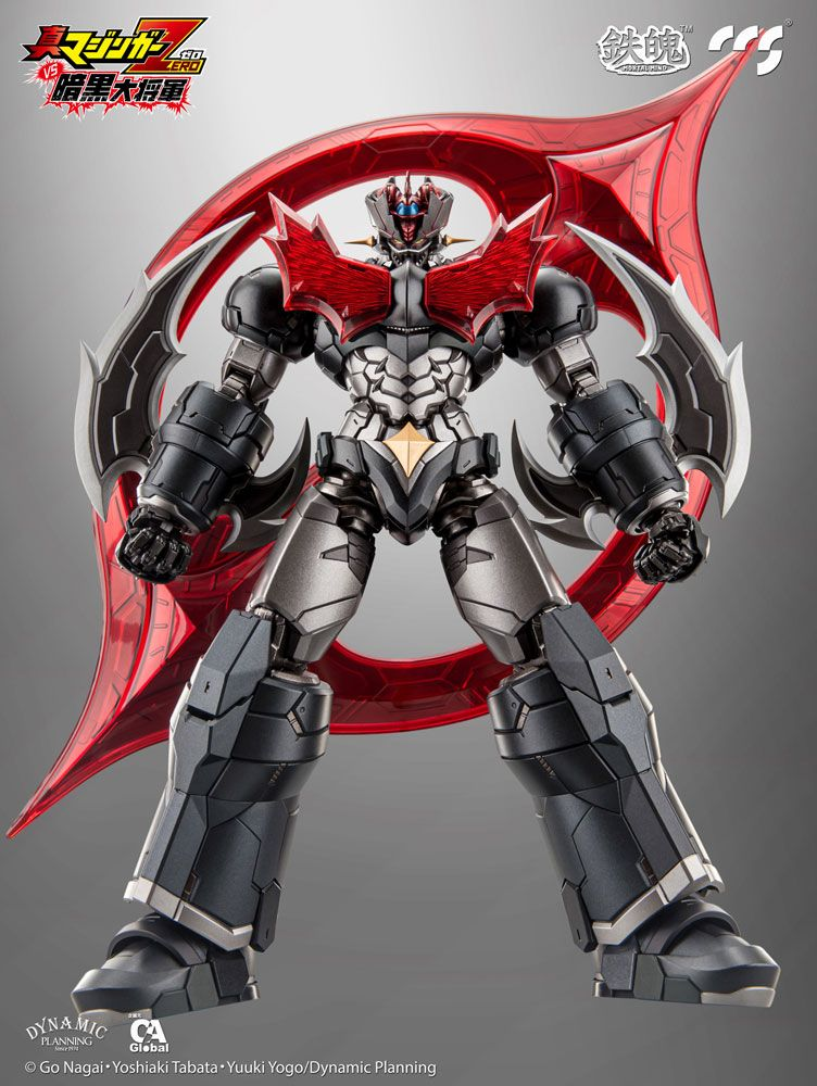 Shin Mazinger ZERO vs. Great General of Darkness Action Figure Mazinger ZERO 23 cm