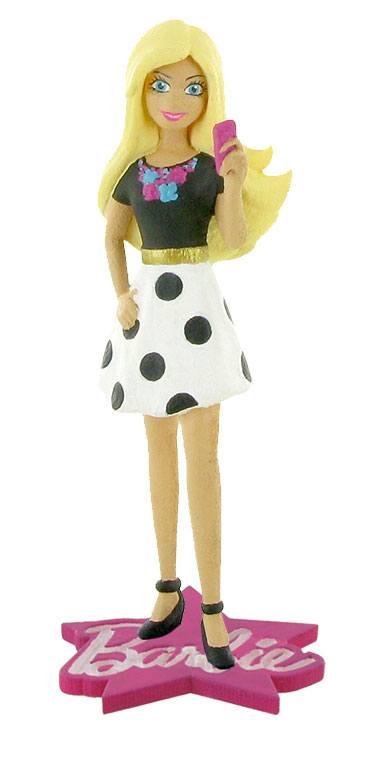 Barbie Mini Figure Barbie Fashion Selfie 10 cm