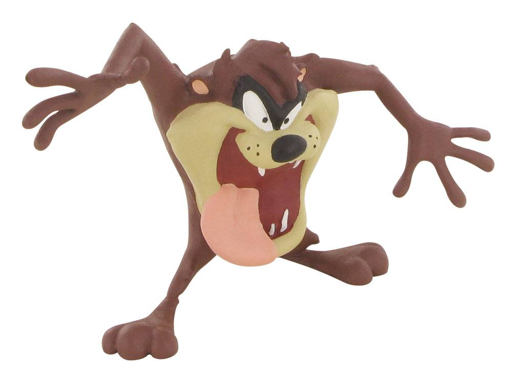 Looney Tunes Mini Figure Taz 7 cm