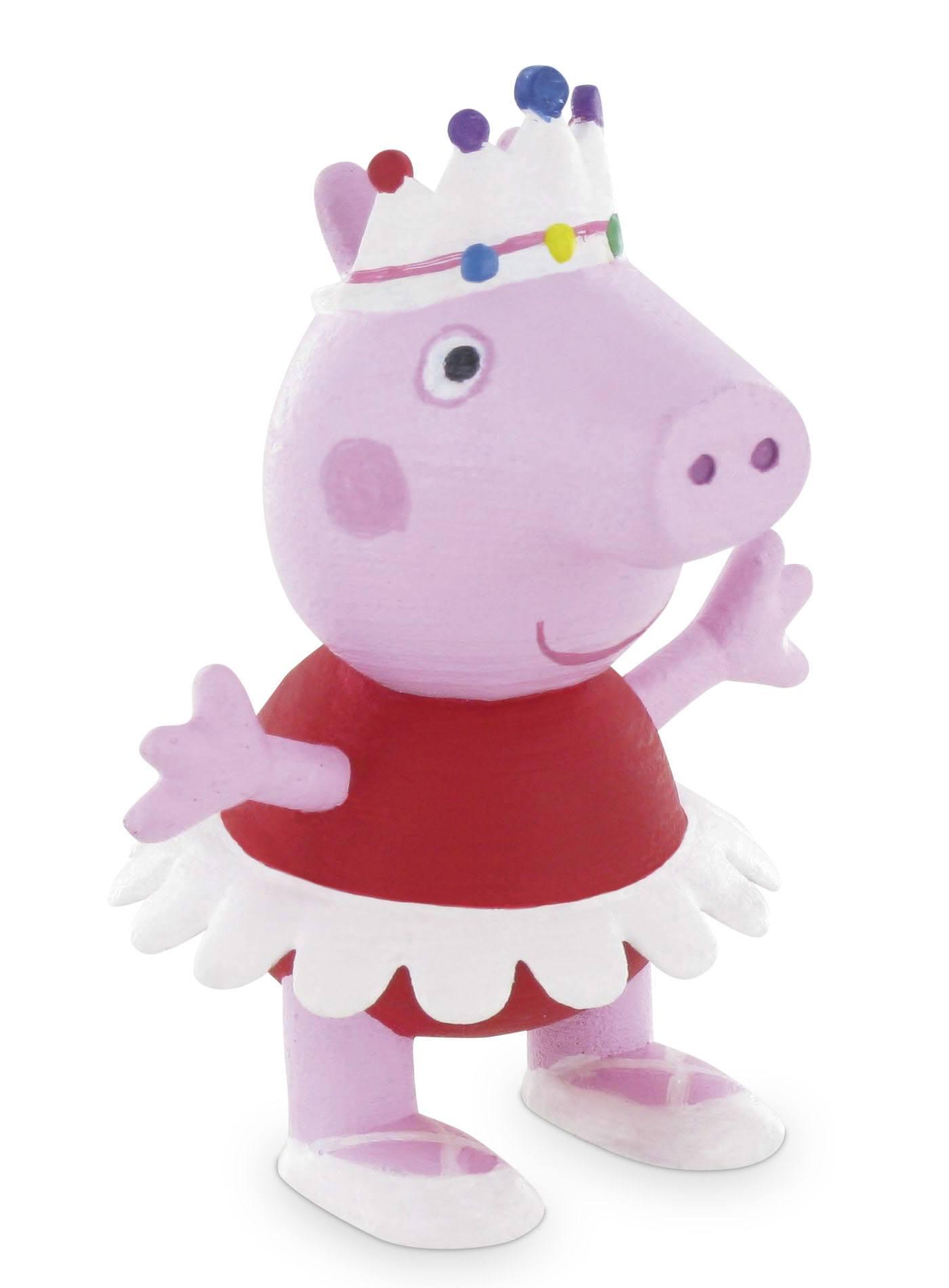 Peppa Pig Mini Figure Peppa Pig Dancer 6 cm