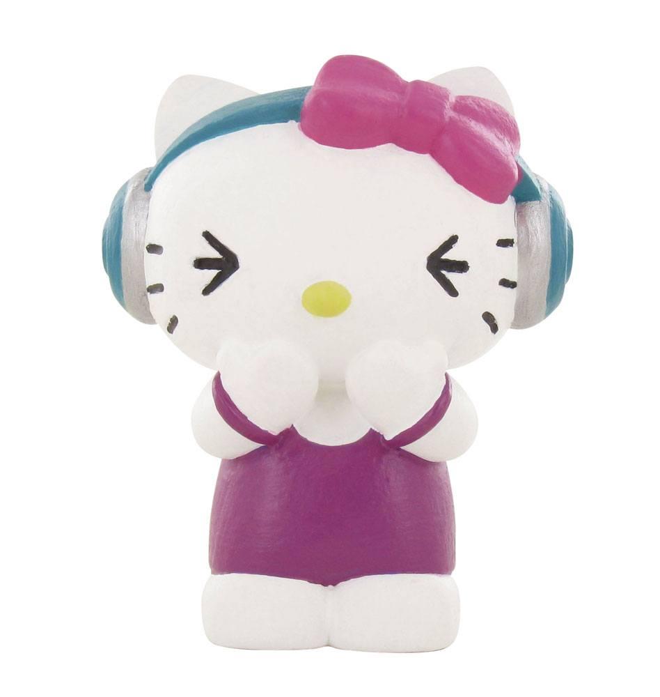 Hello Kitty Mini Figure Hello Kitty Music 6 cm
