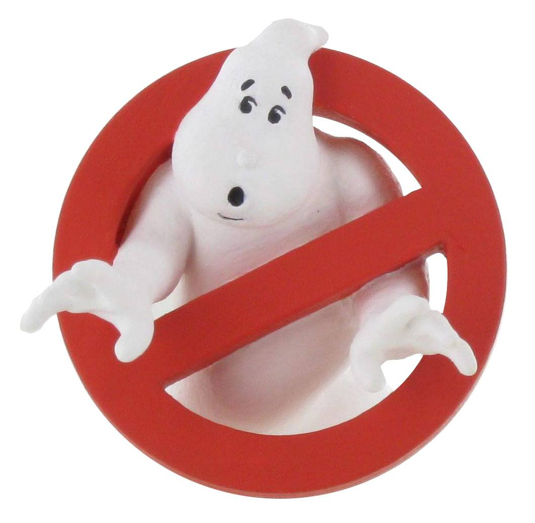 Ghostbusters Mini Figure Logo 5 cm