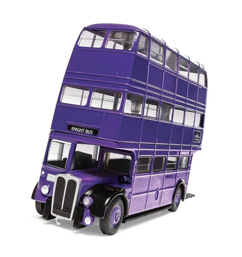 Harry Potter Diecast Model 1/76 Knight Bus
