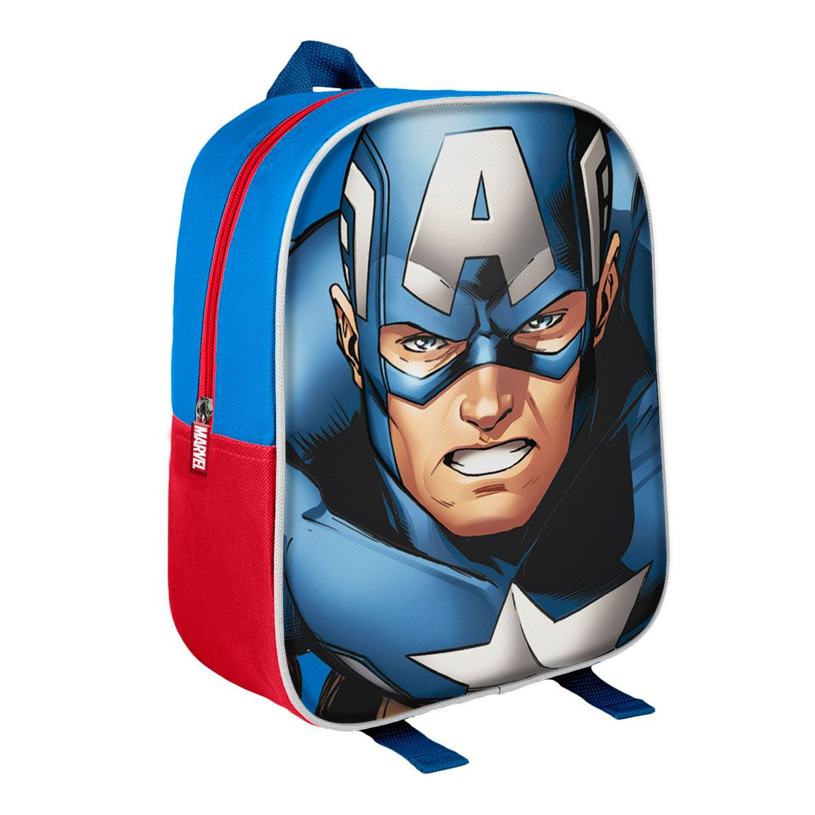 Marvel Comics 3D Backpack Captain America