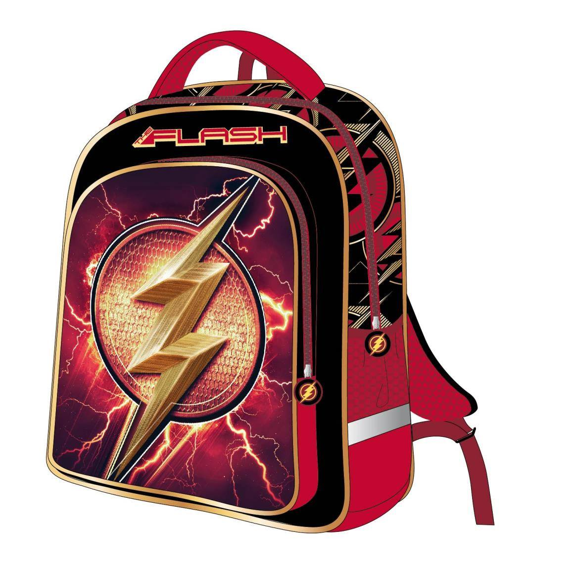 Justice League 3D Backpack The Flash 31 x 41 x 13 cm