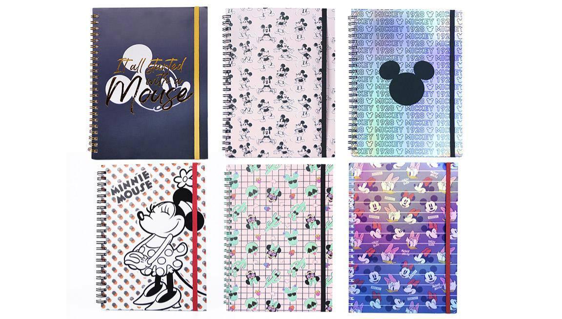 Présentoir Notes A5 Minnie18 Bloc Mickeyamp; Classic Disney 3jSRLcAq54