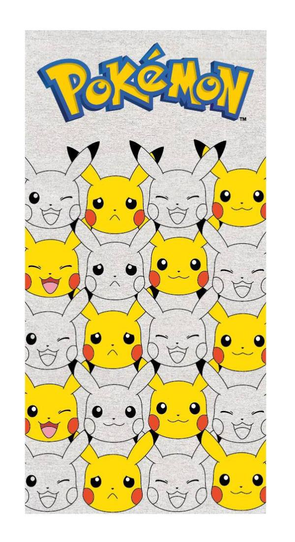 Pokemon Towel Pikachu 140 x 70 cm
