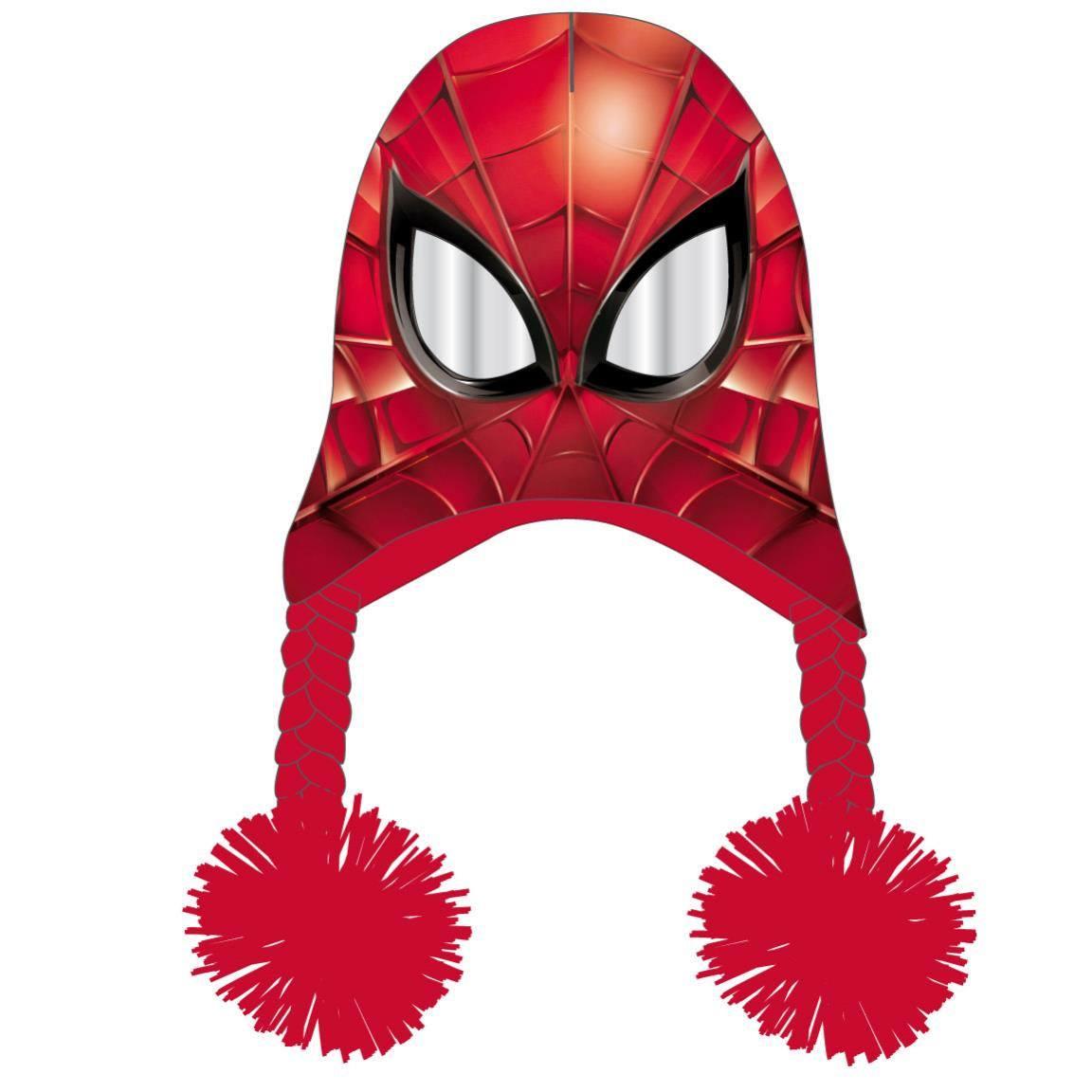 Marvel Comics Ski Beanie Spider-Man
