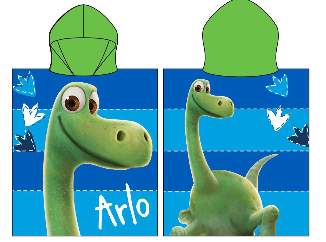 The Good Dinosaur Towel (Hooded Poncho) Arlo 115 x 50 cm