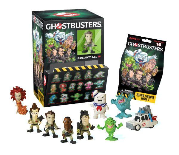 Ghostbusters Blind Bag Figures Series 1 Display 5 cm (24)