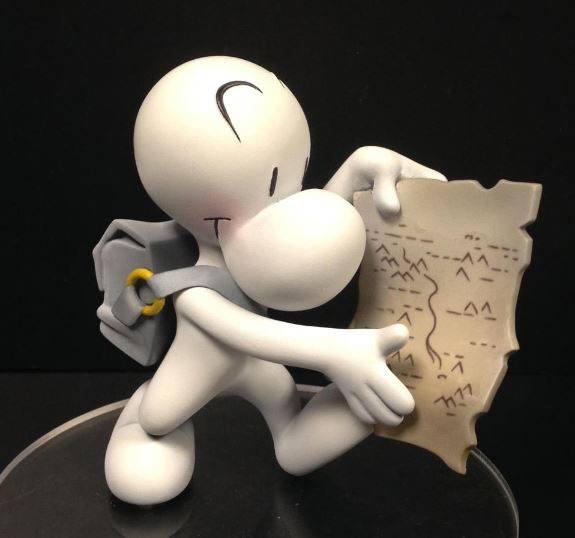 Bone Vinyl Figure Fone Bone 10 cm