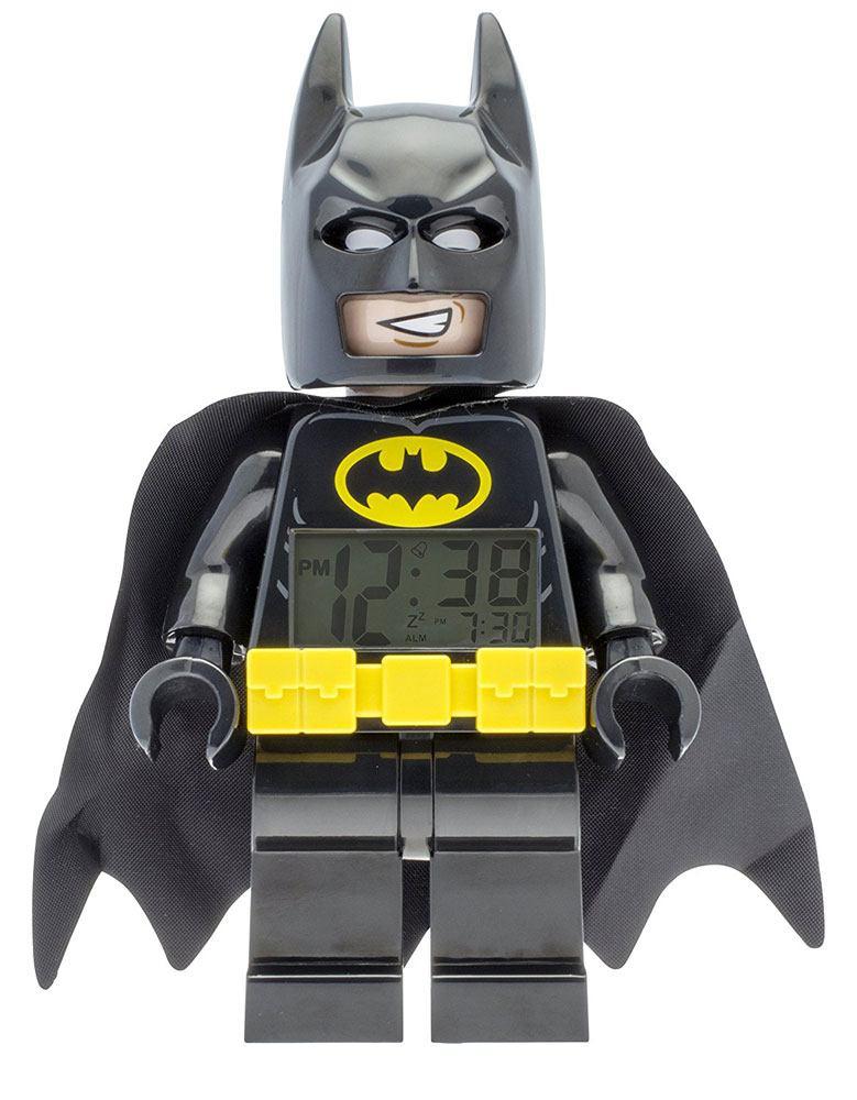 The LEGO Batman Movie Alarm Clock Batman
