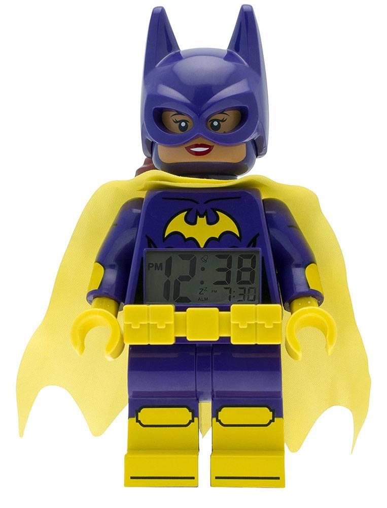 The LEGO Batman Movie Alarm Clock Batgirl