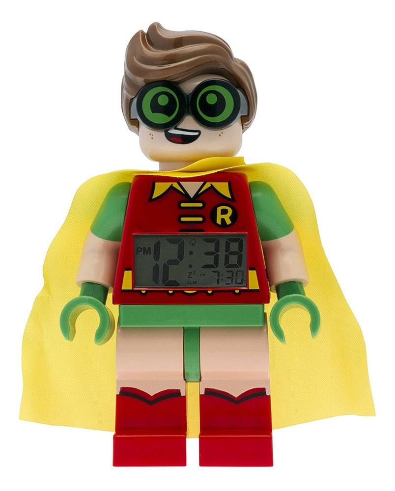 The LEGO Batman Movie Alarm Clock Robin