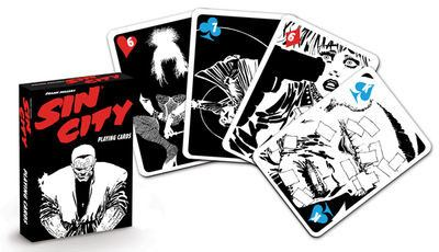 Sin City: A Dame to Kill For Playing Cards