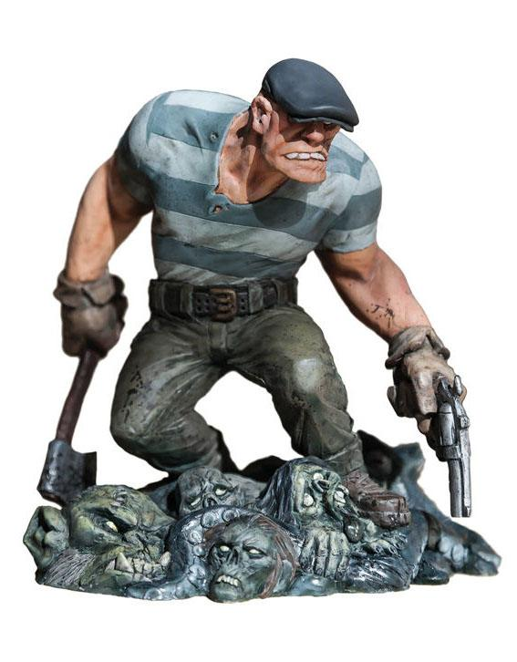 The Goon Statue The Goon 20 cm --- DAMAGED PACKAGING