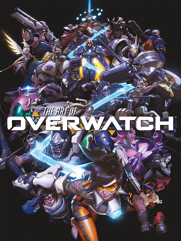 Overwatch Art Book The Art of Overwatch