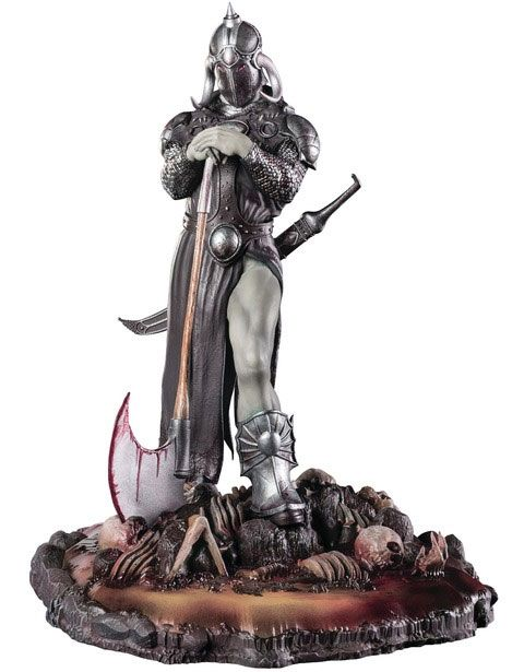 Frank Frazetta Statue Death Dealer 3 25 cm