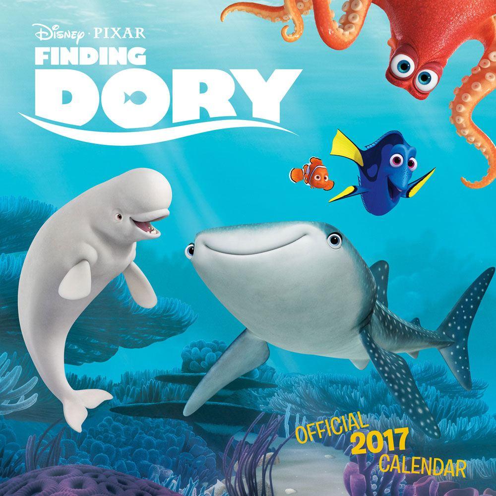 Finding Dory Calendar 2017 *English Version*